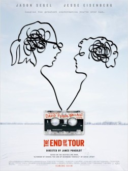 The End of the Tour (2014)