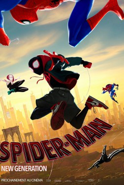 Spider-Man : New Generation (2018)